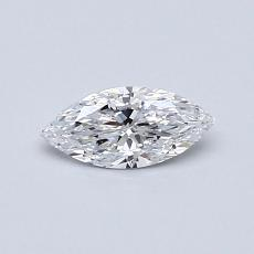 Recommended Stone #4: 0.32-Carat Marquise Cut