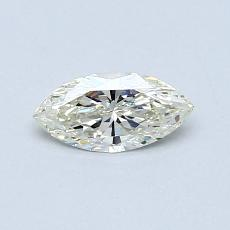 Recommended Stone #1: 0.35-Carat Marquise Cut