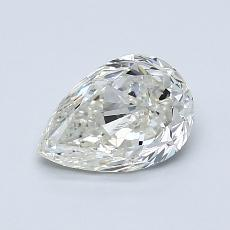 Recommended Stone #3: 1,00-Carat Pear Shaped