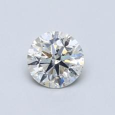 推荐宝石 4:0.62 克拉圆形切割