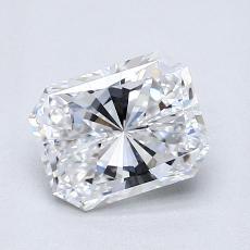 推薦鑽石 #4: 1.01 克拉雷地恩明亮式切割