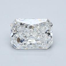 推薦鑽石 #2: 1.03 克拉雷地恩明亮式切割