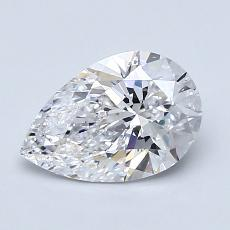 Recommended Stone #4: 1.12-Carat Pear Shaped