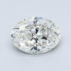 Recommended Stone #4: 1.91-Carat Oval Cut