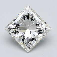 Recommended Stone #2: 1.60-Carat Princess Cut