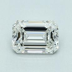 Recommended Stone #3: 1,02-Carat Emerald Cut
