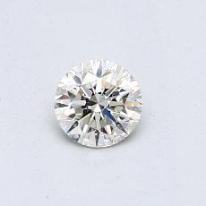 推薦鑽石 #2: 0.40  克拉圓形切割