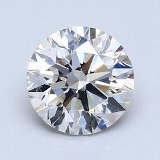 推薦鑽石 #2: 1.51  克拉圓形切割