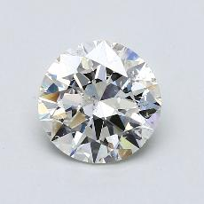 Recommended Stone #3: 1.90-Carat Round Cut