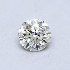 Recommended Stone #4: 0.50-Carat Round Cut