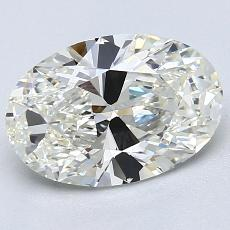 Recommended Stone #3: 2.01-Carat Oval Cut