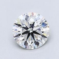 推荐宝石 2:1.20 克拉圆形切割