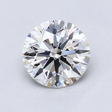推荐宝石 2:1.10 克拉圆形切割