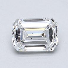 Recommended Stone #4: 1,04-Carat Emerald Cut