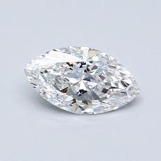 Recommended Stone #2: 0.60-Carat Marquise Cut