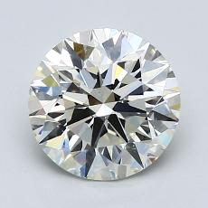 Recommended Stone #4: 1,81-Carat Round Cut