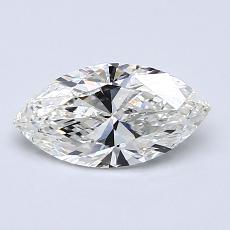 Recommended Stone #3: 0.80-Carat Marquise Cut