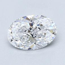 Recommended Stone #2: 1,12-Carat Oval Cut