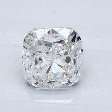 Recommended Stone #2: 1.06-Carat Cushion Cut