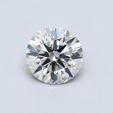 推薦鑽石 #4: 0.60  克拉圓形切割
