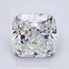 Recommended Stone #3: 2.08-Carat Cushion Cut