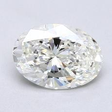 Recommended Stone #4: 1.80-Carat Oval Cut
