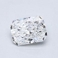 推薦鑽石 #1: 1.02 克拉雷地恩明亮式切割