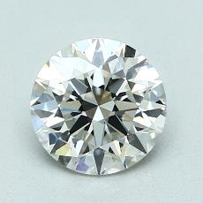 Recommended Stone #2: 1.30-Carat Round Cut