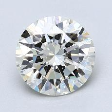 Recommended Stone #3: 1.72-Carat Round Cut
