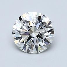推荐宝石 4:1.16 克拉圆形切割