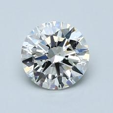 Recommended Stone #1: 1.01-Carat Round Cut