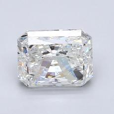 推薦鑽石 #2: 1.60 克拉墊形切割