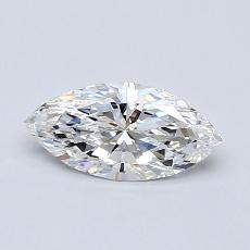 Recommended Stone #1: 0.57-Carat Marquise Cut