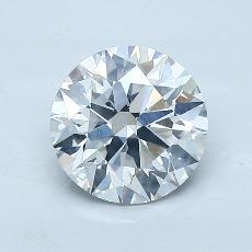 推薦鑽石 #4: 1.14  克拉圓形切割