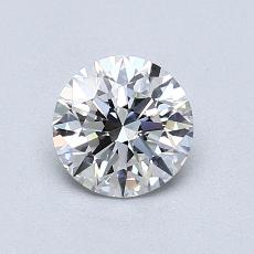 Recommended Stone #2: 0,70-Carat Round Cut