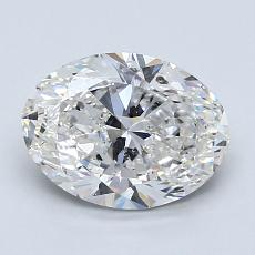 Recommended Stone #2: 1,60-Carat Oval Cut