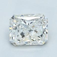 推薦鑽石 #1: 2.01 克拉雷地恩明亮式切割