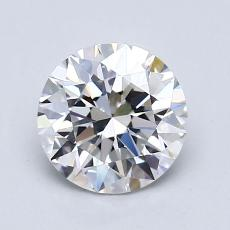 Recommended Stone #2: 1.31-Carat Round Cut
