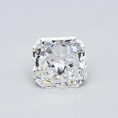 Recommended Stone #4: 0.52-Carat Radiant Cut