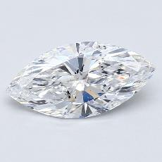 Recommended Stone #3: 1.33-Carat Marquise Cut