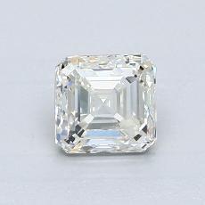 推薦鑽石 #2: 1.00  克拉上丁方形鑽石