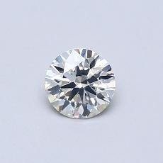 Recommended Stone #3: 0,38-Carat Round Cut Diamond