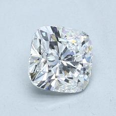 Recommended Stone #1: 1.01-Carat Cushion Cut Diamond