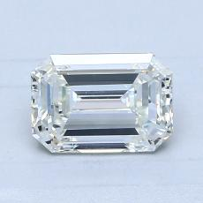 Recommended Stone #1: 1.13-Carat Emerald Cut Diamond