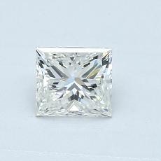 オススメの石No.4:0.56カラットのプリンセスカットダイヤモンド