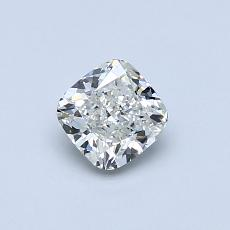 Recommended Stone #2: 0.55-Carat Cushion Cut Diamond