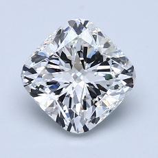1.51-Carat Cushion Diamond Very Good H VS1