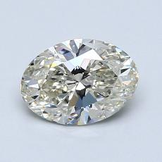 Recommended Stone #3: 1.01-Carat Oval Cut Diamond
