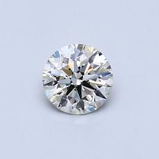 Recommended Stone #2: 0.42-Carat Round Cut Diamond