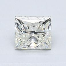 Recommended Stone #2: 1.01-Carat Princess Cut Diamond